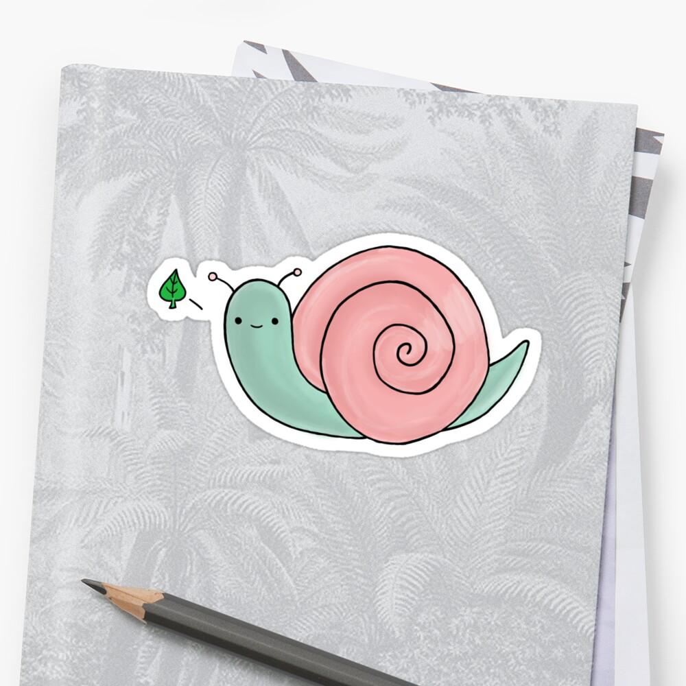 Snail by maddisonlea