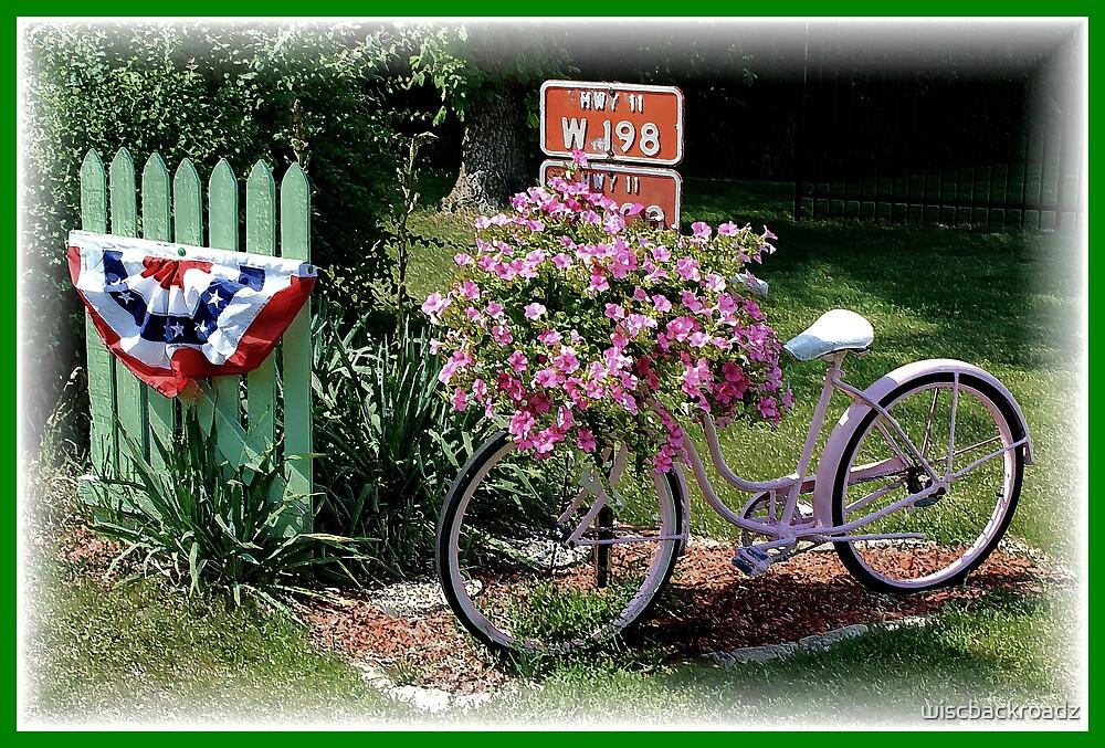 Flower Pedals-Pretty In Pink by wiscbackroadz
