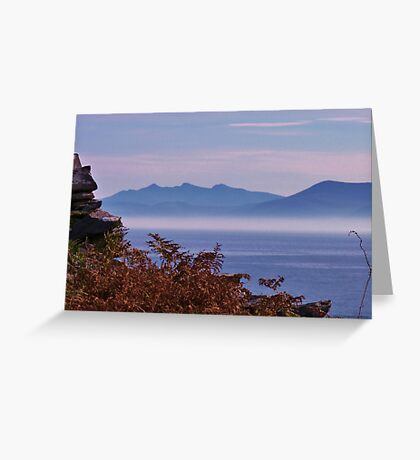 The Dingle Peninsula Greeting Card