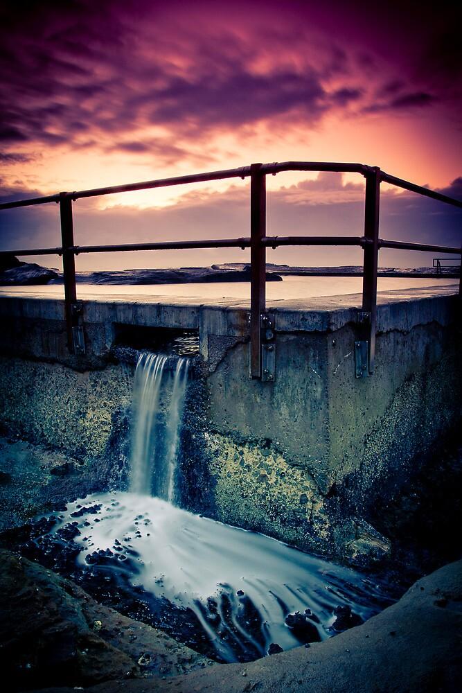 the overflow....... by stufotoart