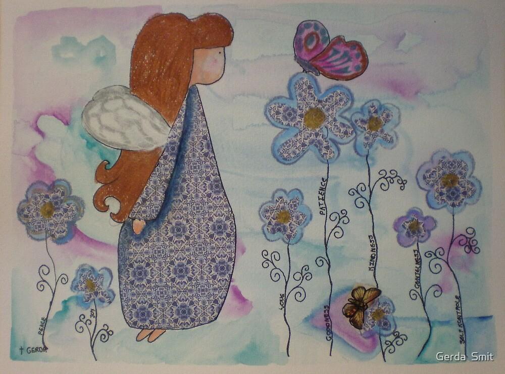 Fly free by Gerda  Smit