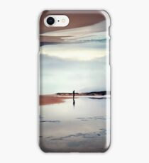 Ghost on the Shore iPhone Case/Skin