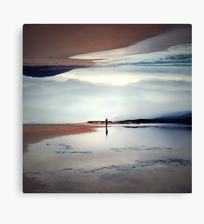 Ghost on the Shore Canvas Print