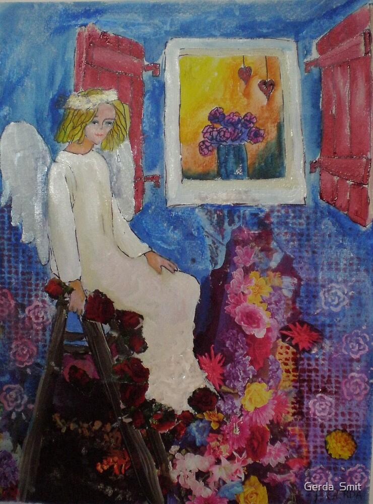Angel by Gerda  Smit