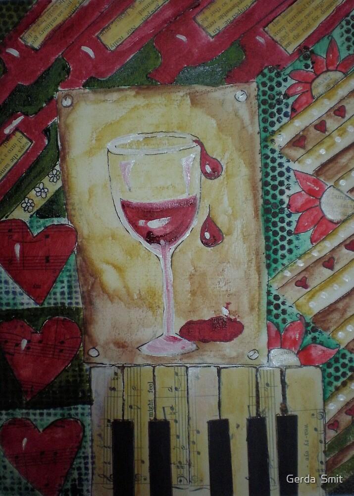 Wine by Gerda  Smit