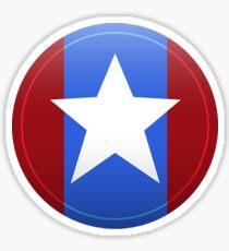 Paragon Star sticker Sticker