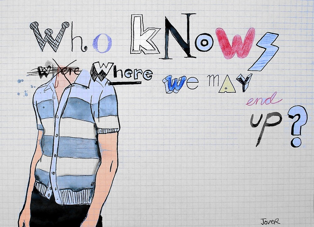 who knows by Loui  Jover