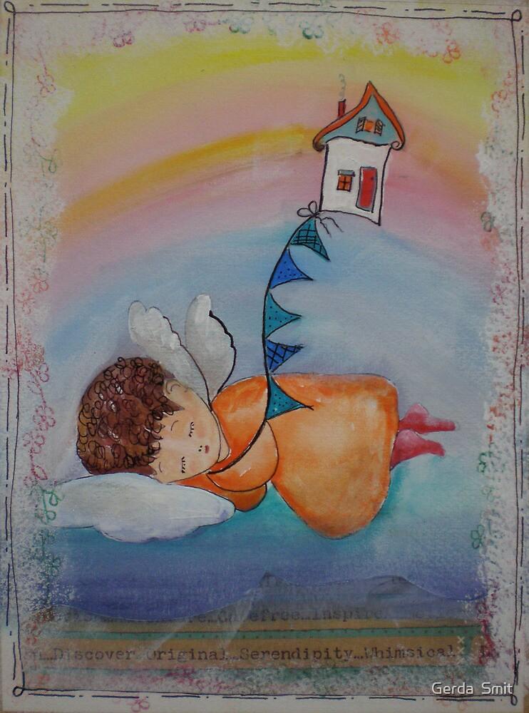 Dream by Gerda  Smit