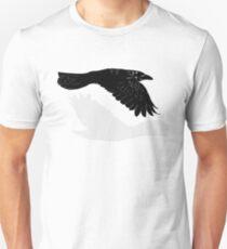 Huginn and Muninn [without runes] Unisex T-Shirt