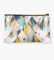 Diamonds I Studio Pouch