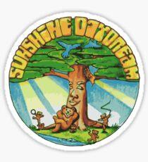 Sunshine Daydream Sticker