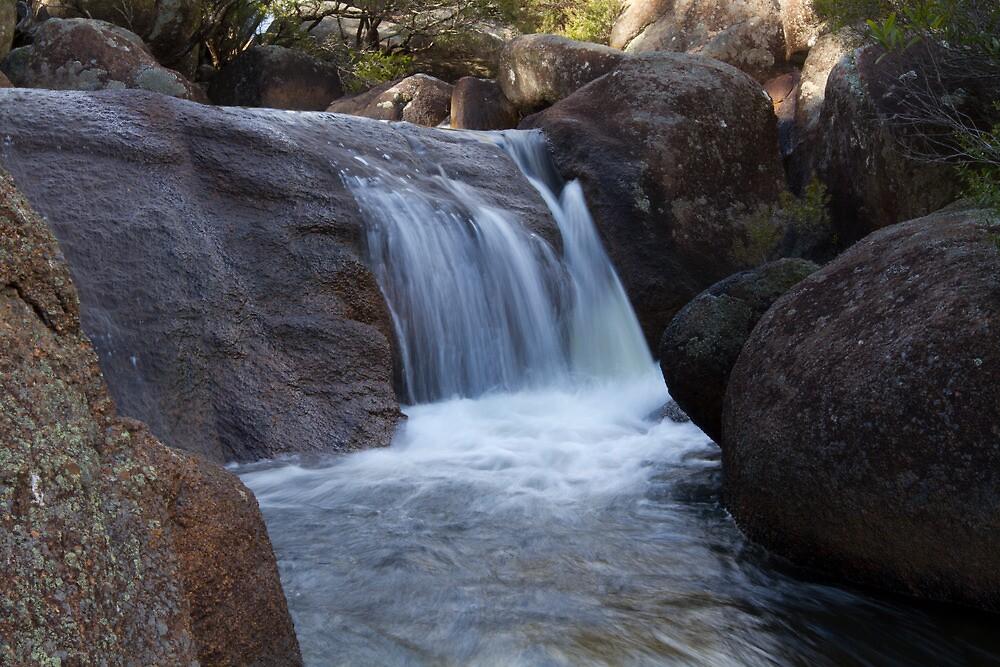 Morong Falls by Simon Hager