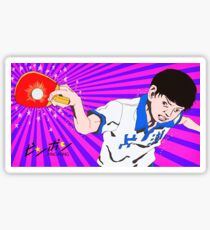 Ping Pong the Animation Sticker