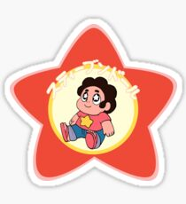 Steven Gem Doll Sticker Sticker