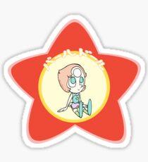 Pearl Gem Doll Sticker Sticker
