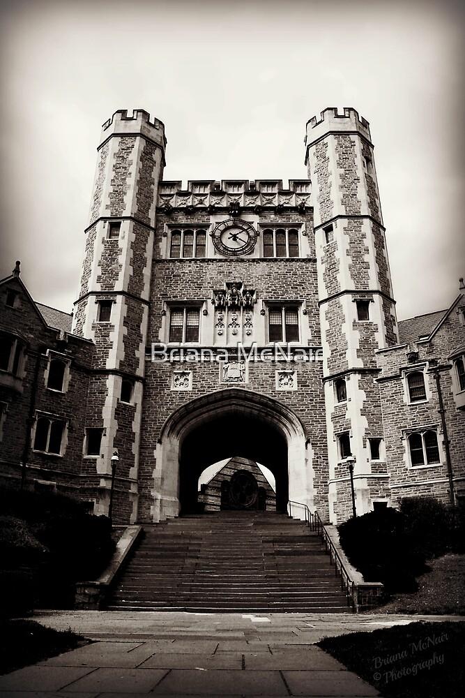 Princeton by Briana McNair