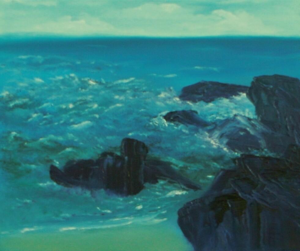 Along the Coast by David Snider