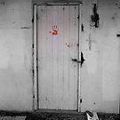 closed door by kerrie black