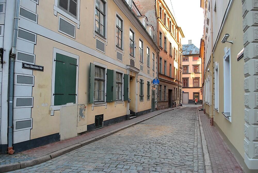street by Alex Mironov
