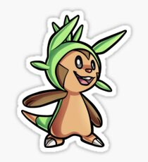 Chespin Sticker