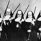 "Nuns with Guns or ""The Nuns of Navarone"". by Ian A. Hawkins"