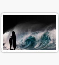 Surf's Up. Sticker