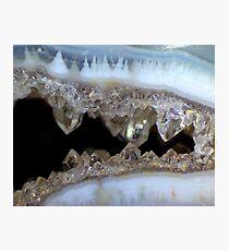 Dragon's Teeth Photographic Print