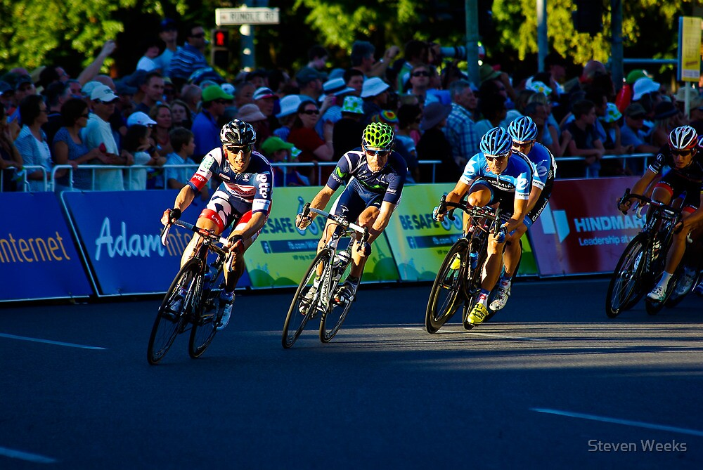 The Peleton, Tour Down Under 2012, Down Under Classic by Steven Weeks