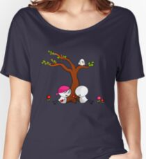 Lovely Spring Women's Relaxed Fit T-Shirt