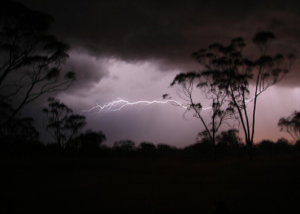 Lightning! by Laurence Norah