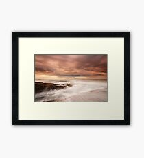 Watercolour Framed Print