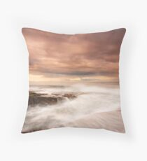 Watercolour Throw Pillow