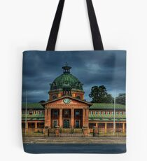 Colonial Elegance - Variation (45 Exposure HDR Panorama) - Bathurst Court House c1880, Bathurst, NSW Australia - The HDR Experience Tote Bag