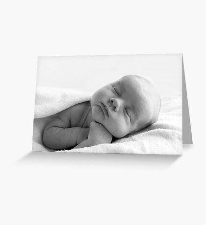 Beautiful Boy Blessing Greeting Card