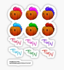 Punkin Sticker Set! Sticker
