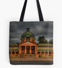 Colonial Elegance - Reworked (45 Exposure HDR Panorama) - Bathurst Court House c1880, Bathurst, NSW Australia - The HDR Experience Tote Bag