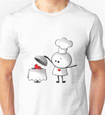 Cute Chef Unisex T-Shirt