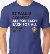St.Paul's College Unisex T-Shirt