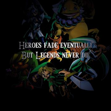 Legends Never Die by kingslayers