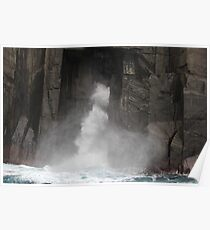 water explosion Poster