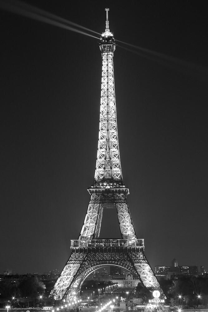 Eiffel Tower by Florian Besnard