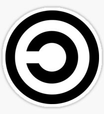 Copyleft Sticker