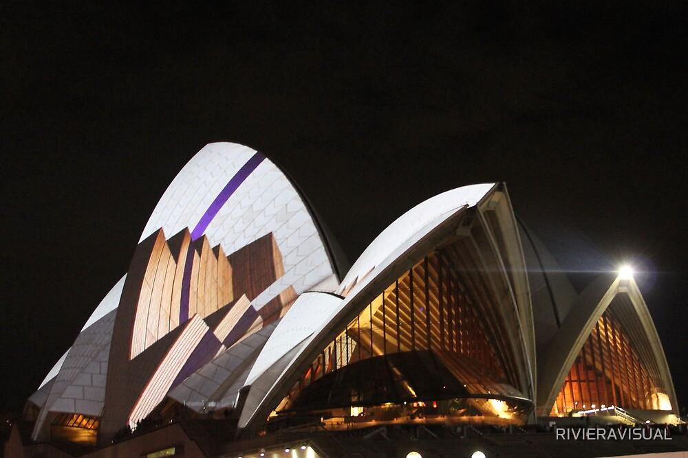 Vivid Festival Sydney 2012  by RIVIERAVISUAL