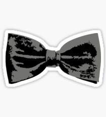 Bow Tie (Straight) Sticker