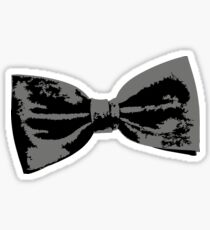 Bow Tie (inclined left) Sticker