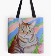Lupin, King of Cats! Tote Bag