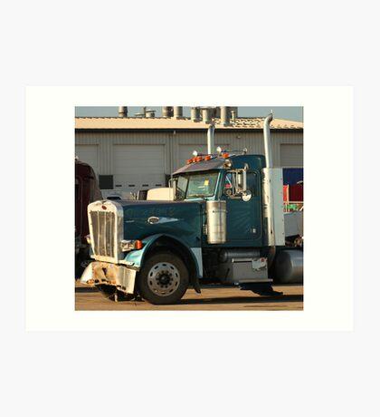 Truck 7936 Art Print