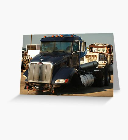 Truck 7944 Greeting Card
