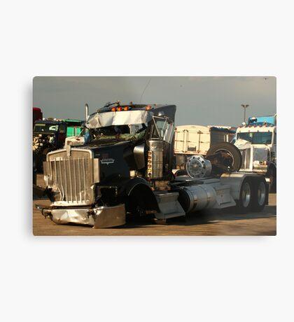 Truck 7955 Metal Print