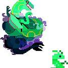 Emerald Set by pixelatedcowboy